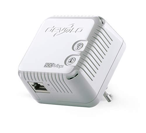 Boitier CPL Devolo dLAN 500 WiFi (Prise supplémentaire)