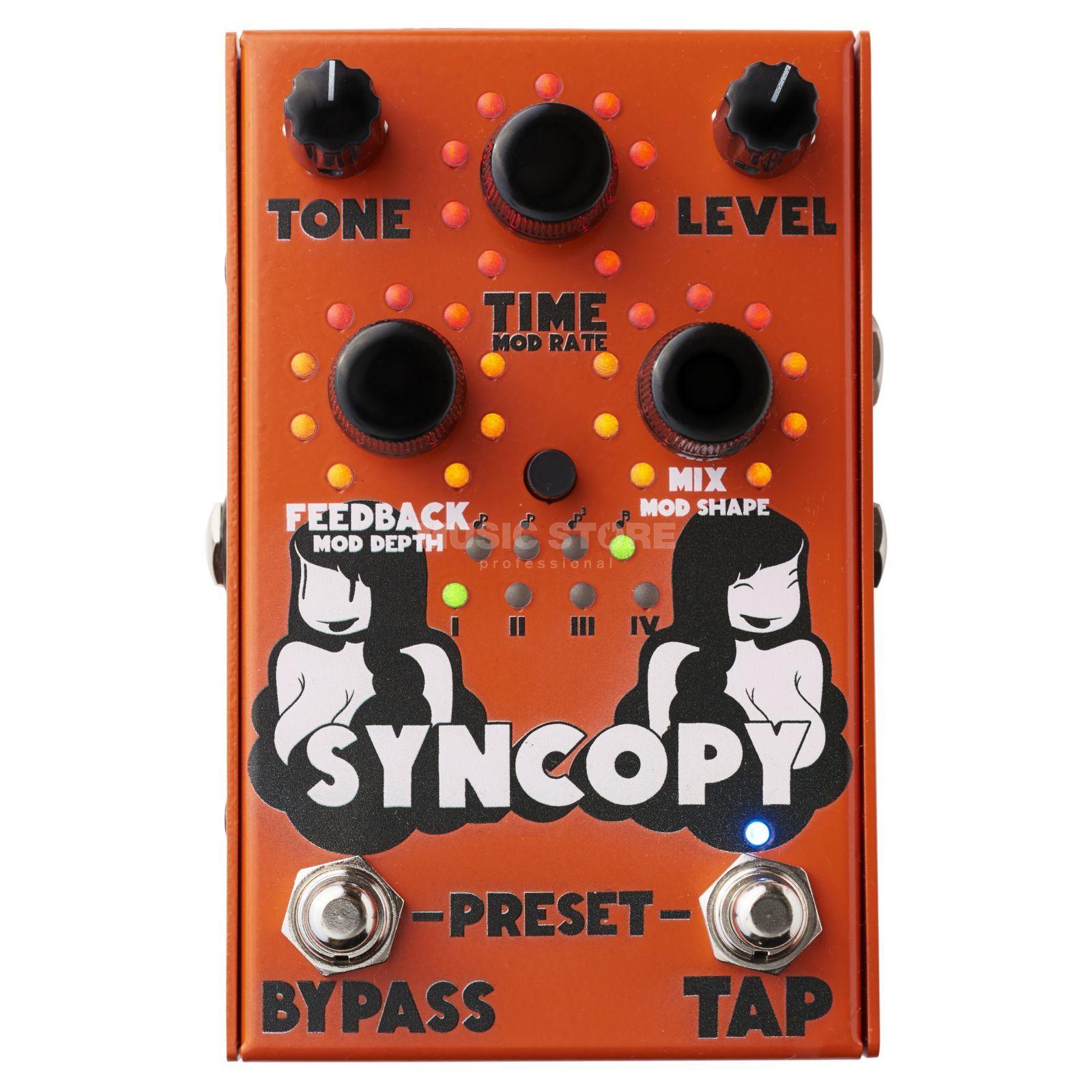 Pédale de delay guitare Stone Deaf Syncopy (GIT0045683-000)
