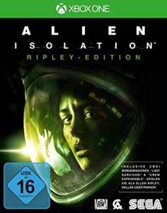 [Gold] Alien: Isolation sur XBox (Dématérialisé - Store Argentin)