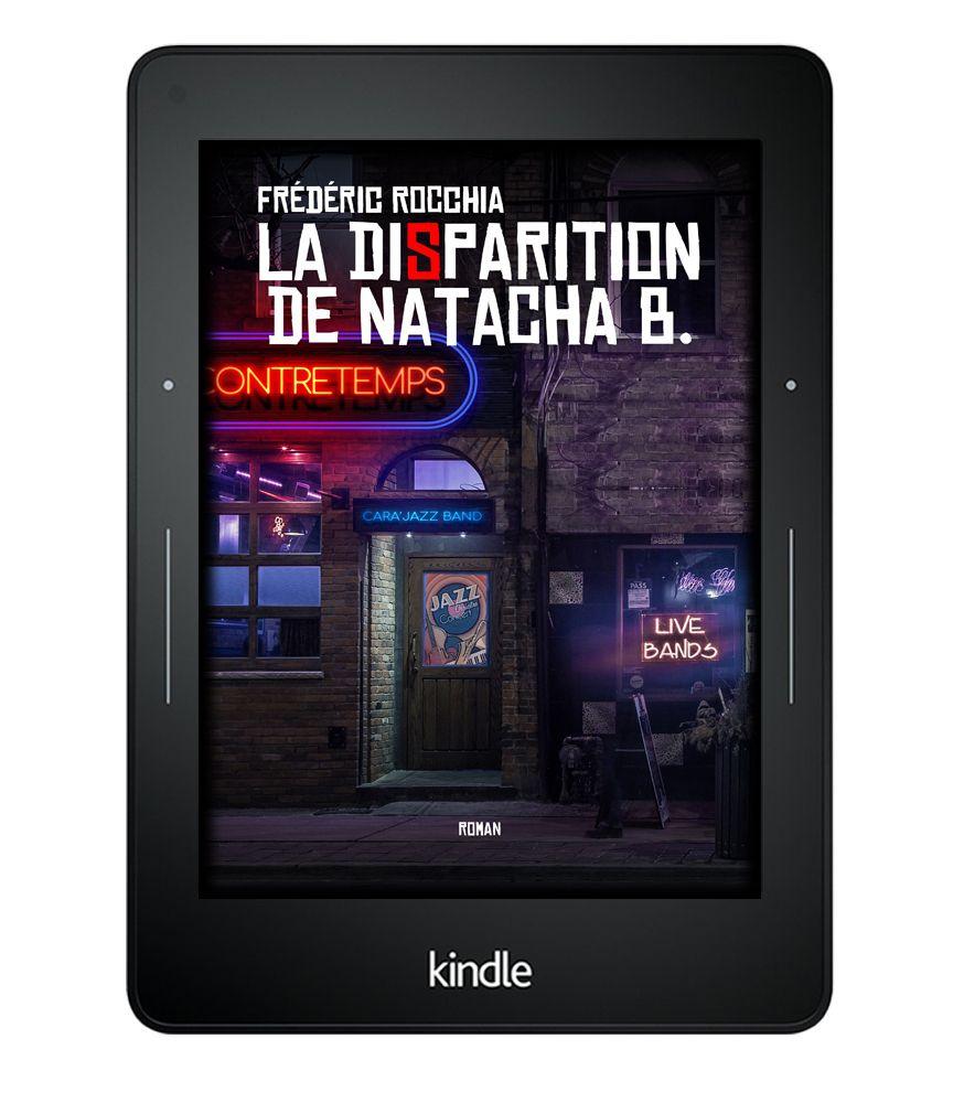 eBook La Disparition de Natacha B. (dématérialisé - Kindle)