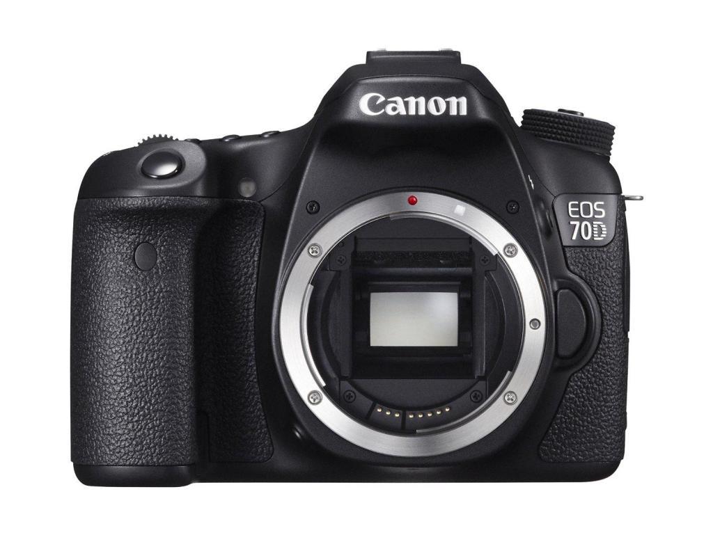 Appareil photo reflex Canon EOS 70D - WiFi