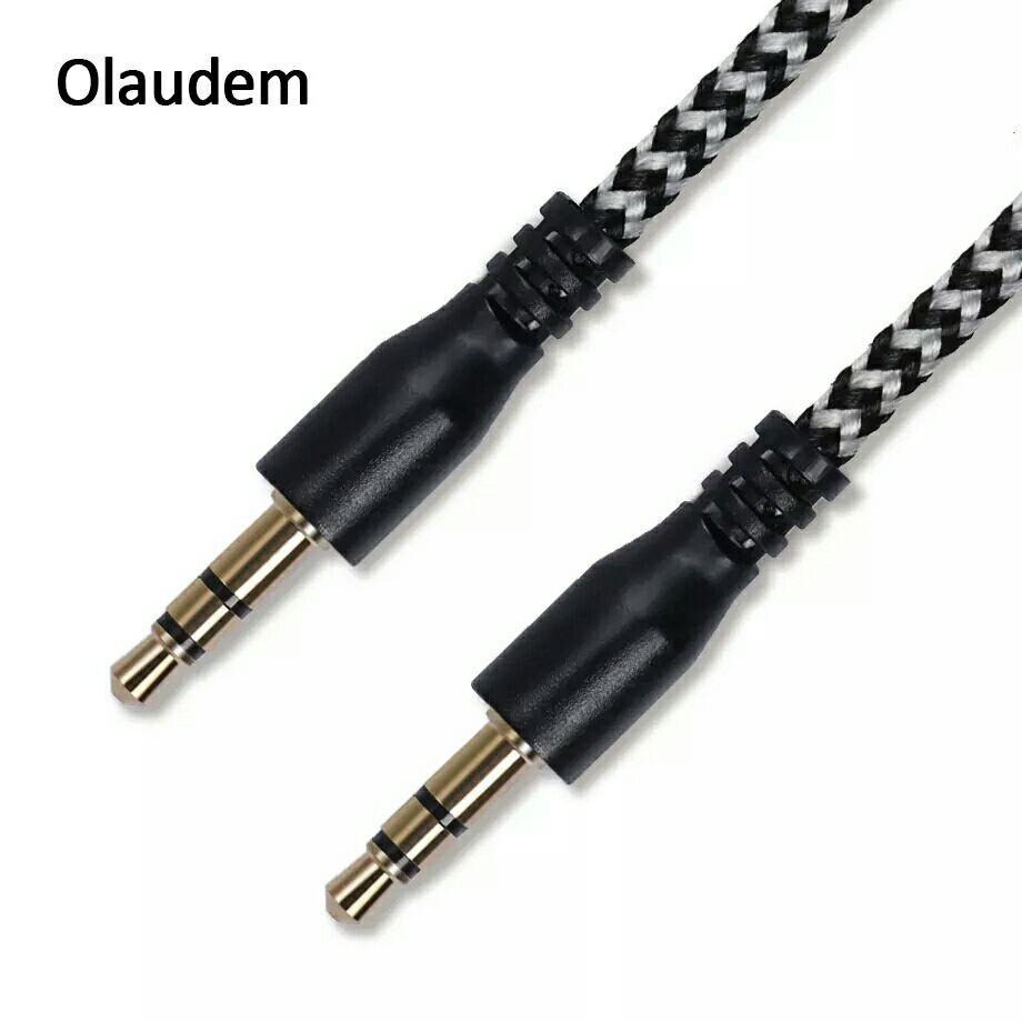 Câble Olaudem Jack 3.5 (Mâle-Mâle) - 1m