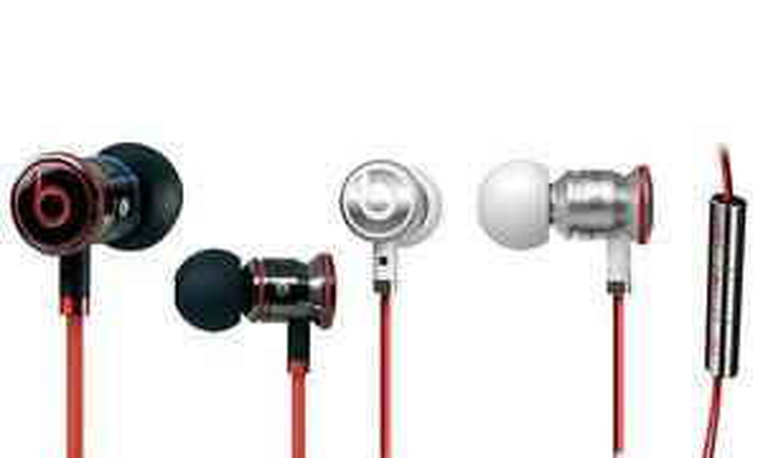 Ecouteurs intra-auriculaires urBeats ou iBeats by Dr Dre - Coloris au choix