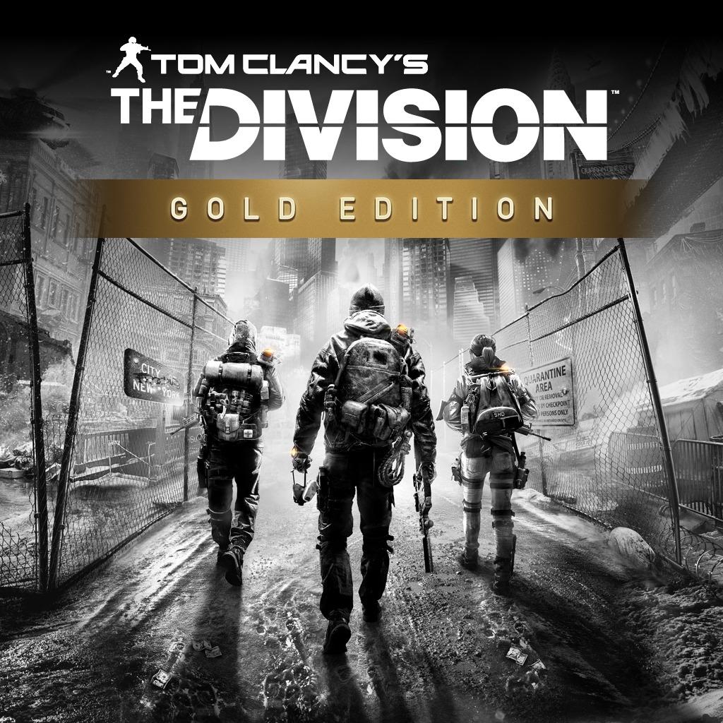 Tom Clancy's The Division Gold Edition - Jeu + Season Pass sur Xbox One (Dématérialisé - Store AR)