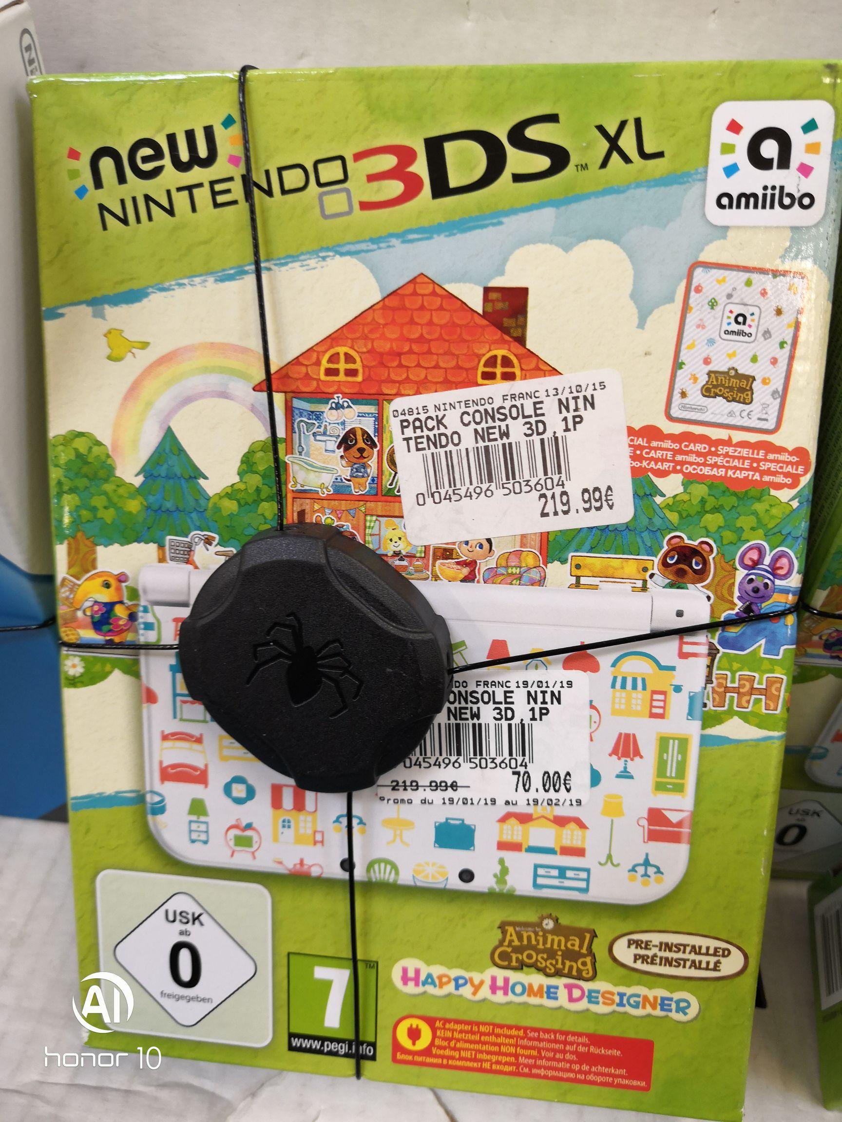 Console Nintendo New 3ds xl - Beautor (02)