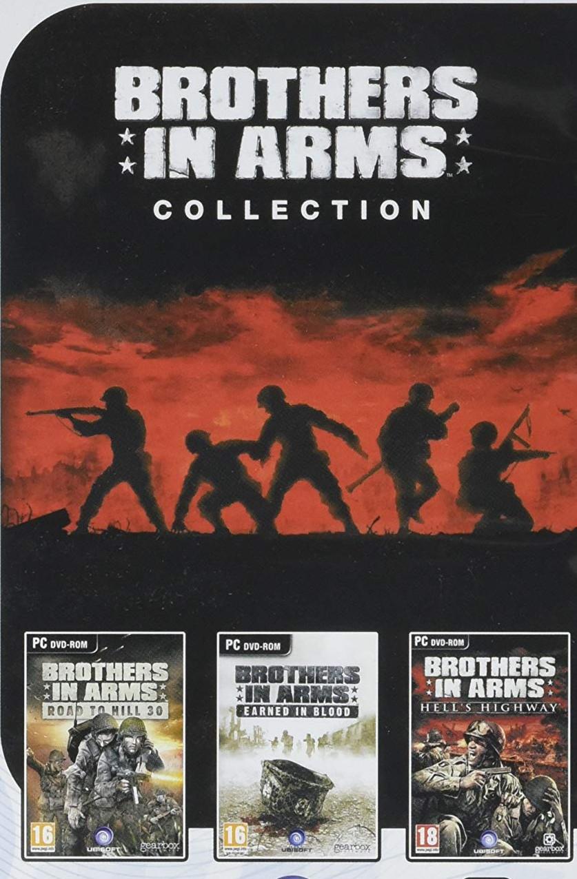 Brothers in arms Trilogy sur PC (Dématérialisé GOG - DRM-Free)
