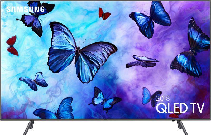 """TV QLED  55"""" Samsung QE55Q6F (2018) - Smart TV, 4K, HDR"""