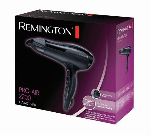Sèche Cheveux Remington  Céramique/Ionique/tourmaline - 2200 W