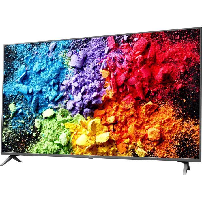 "TV 65"" LG 65SK8000 - 4K, UHD, Dalle 100Hz"