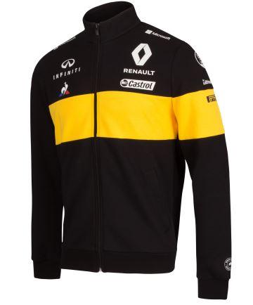Sweat Renault Sport Formula One Team 2018 Homme - Noir (oreca-store.com)