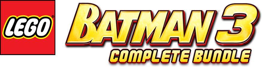 Bundle Lego Batman 3 + DLCs (Dématérialisé - Steam)