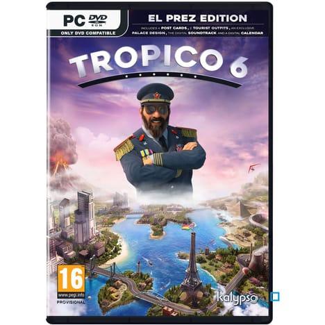 Précommande : Jeu Tropico 6 : El Prez Edition sur PC