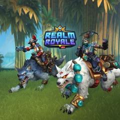 [Abonnés PS+] Battle Pass Saison 2 de Realm Royale offert sur PS4 (DLC - Dématérialisé)
