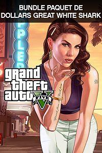 [Gold] Jeu Grand Theft Auto V + Great White Shark Card sur Xbox One (Dématérialisé)