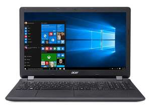 "PC Portable 15"" Acer Aspire ES1-531-P9JA - Noir - Intel Pentium Quadcore, 4 Go de RAM, 1 To"