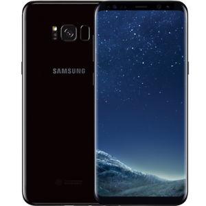 "Smartphone 6.2"" Samsung Galaxy S8+ Plus SM-G955U - 64 Go"