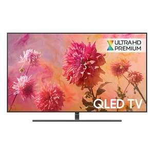 "TV 55"" Samsung QE55Q9FN 3840 x 2160 pixels, QLED, Smart TV, Wifi, Noir (Auditelshop)"