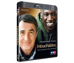 Intouchables en Blu-ray (3.99€ de frais de port)