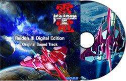 "Jeu PC rétro shoot 'em up ""Raiden III Digital Edition"" + Soundtrack"