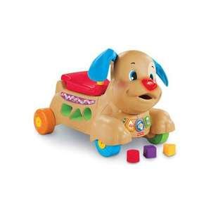 Porteur-Trotteur musical Puppy - Fisher Price