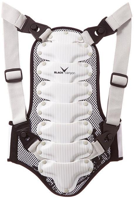 Protège dorsale Black Canyon pour enfant - Taille 140