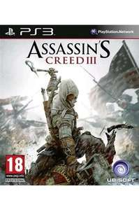 Jeux Video à -50% : Assassin's Creed III, Fifa 13...