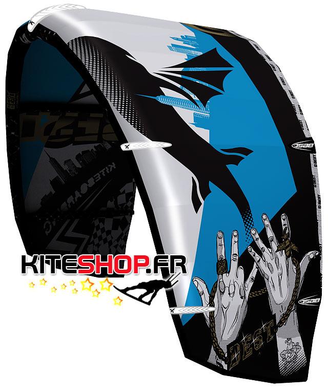Aile de Kitesurf C shape Best GP 2012 6m