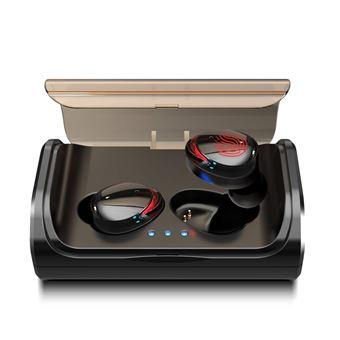 Ecouteurs bluetooth sans Fil Arbily T8 Noir avec micro (vendeur tiers)