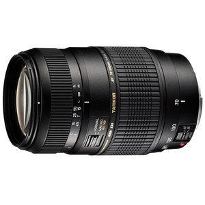 Objectif Tamron AF 70-300mm F/4-5,6 Di LD MACRO 1:2 monture Nikon