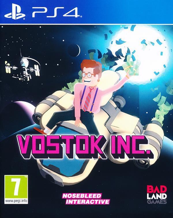 Vostok Inc. - Édition Hostile Takeover sur PS4 (via l'application)
