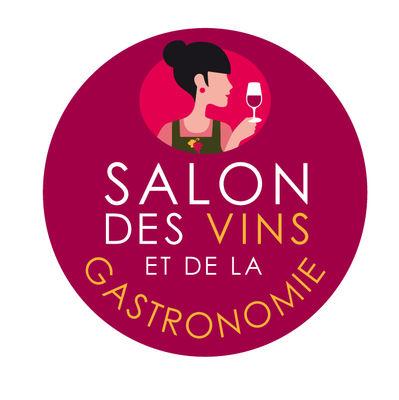 Lot de 2 invitations pour des Salons des Vins et de la Gastronomie - Ex: à Saint-Malo (35), Metz (57), Le Havre (76), Biarritz (64), etc.
