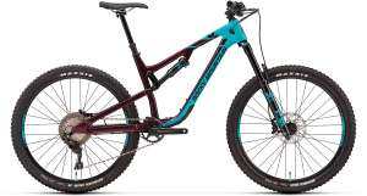 "Vélo VTT 27.5"" Rocky Mountain Altitude Carbon 50 2018 (Cadre S, 2 couleurs) - Tredz.co.uk"