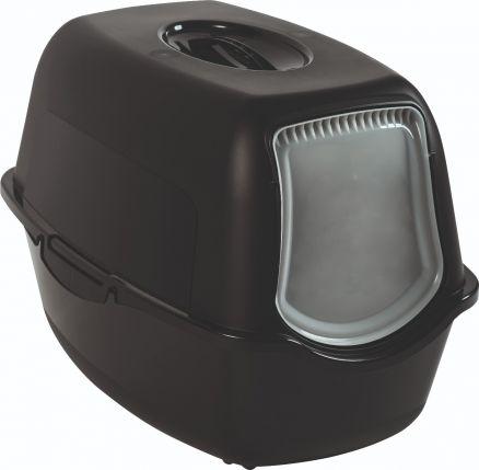 Maison de Toilette Smooz avec porte avec filtres inclus pour chats - Coloris au choix