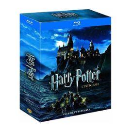 Coffret Blu-Ray Harry Potter - L'Intégrale des 8 Films + 1,47€ en Super Points