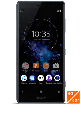 Sélection de Smartphones Sony en Promotion - Ex: Xperia XZ2 Compact - 64Go (Via ODR 50€)