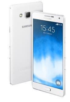 """Smartphone 5.5"""" Samsung Galaxy A7 Blanc (ODR de 70€)"""