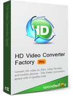 Logiciels WonderFox Video Converter Factory Pro et Document Manager gratuits