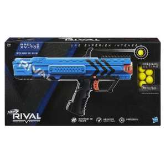 Sélection de Pistolets Nerf en promotion - Ex   Apollo XV-700 Nerf Rival  Bleu 10204a4174d