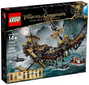Lego: Pirates des Caraïbes Silent Mary - 71042