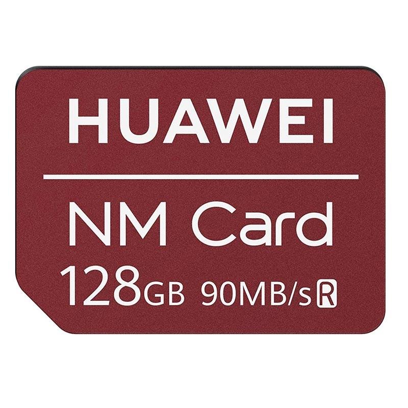 Carte mémoire Nano Huawei NM Card - 128 Go (Pour Mate 20 et Mate 20 Pro)