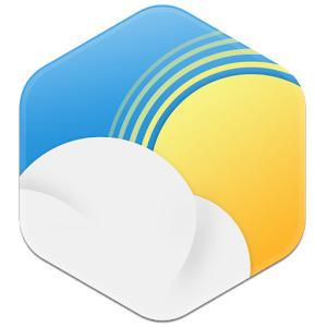 Application Amber météo avec multi widgets gratuite sur Android