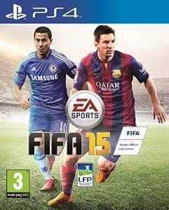 Jeu Fifa 15 sur PS4 / Xbox One