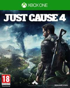 Just Cause 4 sur Xbox One + Blu-Ray Fast & Furious 8