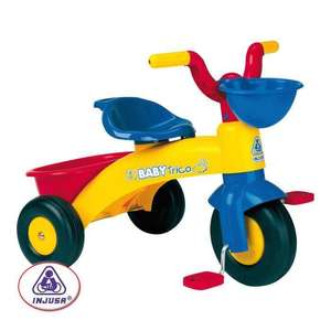 Tricycle Baby Trico Max Injusa