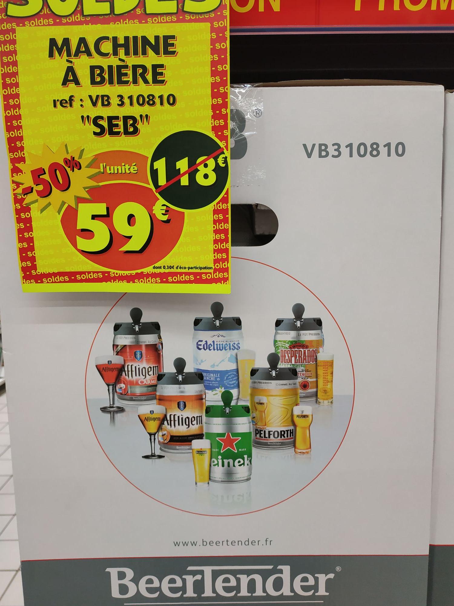 Tireuse à bière SEB VB310810 70W -  Bonneuil (94)