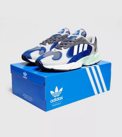 Baskets Adidas Originals Yung-1 (Plusieurs tailles)