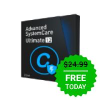 Logiciel Advanced SystemCare Ultimate 12 Pro sur PC (Dématérialisé)