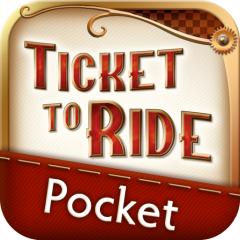 Ticket to Ride Pocket gratuit sur iOS pendant les 3 prochains jours