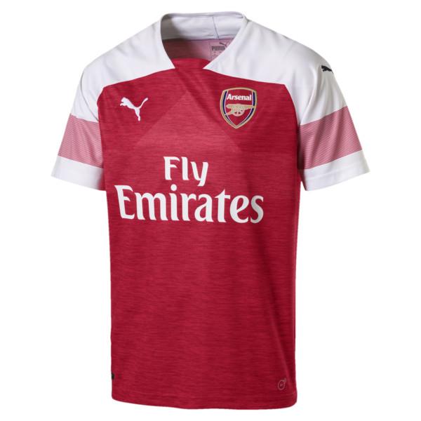 Maillot de football Puma Arsenal FC domicile 18/19 (du XS au XXL) - avec personnalisation offerte