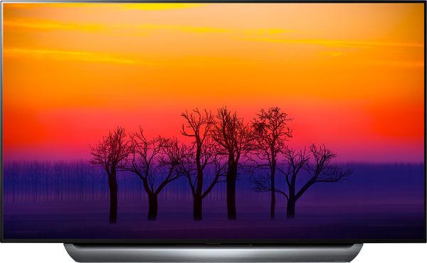 "TV 65"" OLED LG 65C8 - 4K UHD"